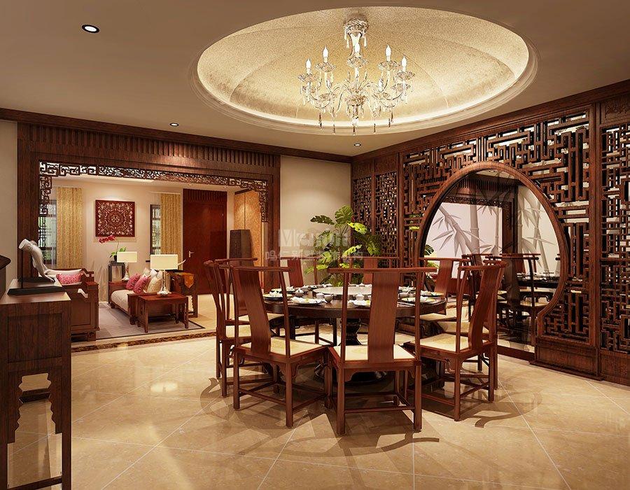 中式餐厅装修设计有哪些特点