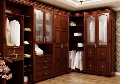 实木衣柜如何选购